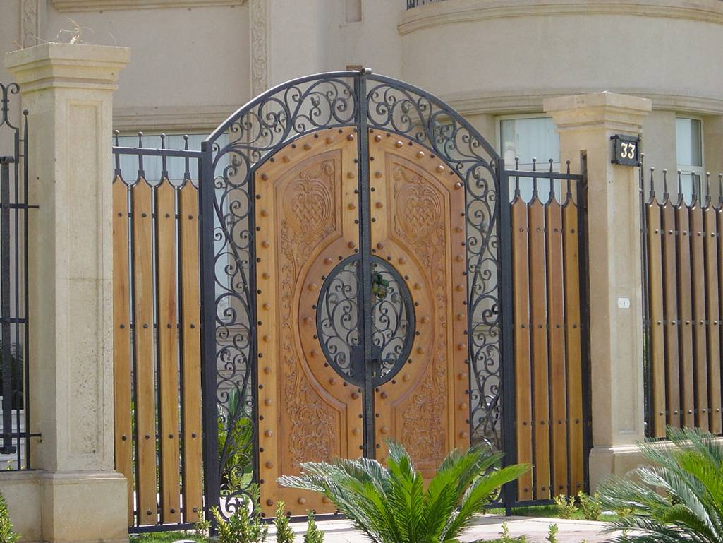 Wrought Iron Alexandria Modern Trade Company Amtc