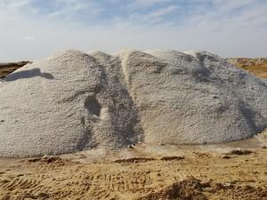 Deicing Salt from Egypt