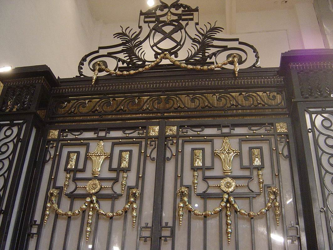 Wrought Iron Gates and Fences from AMTC Export Management in Egypt